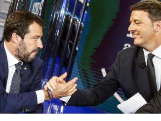 Incontro Renzi Salvini