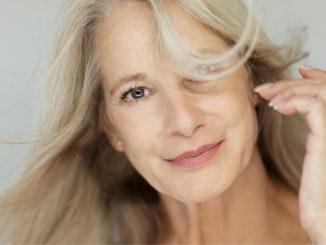 Capelli in menopausa.