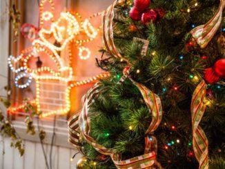 luci di Natale da esterno