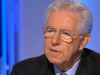 Mario Monti su Conte