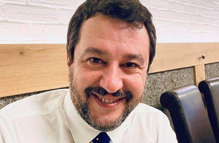 Matteo Salvini ex moglie