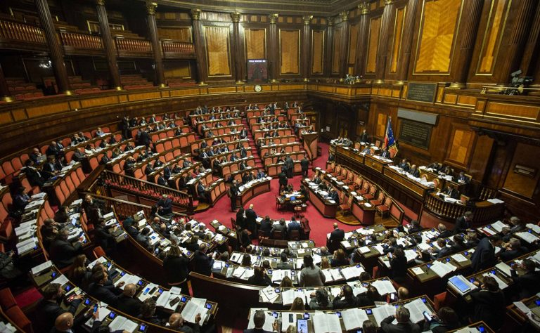 senato decreto ristori