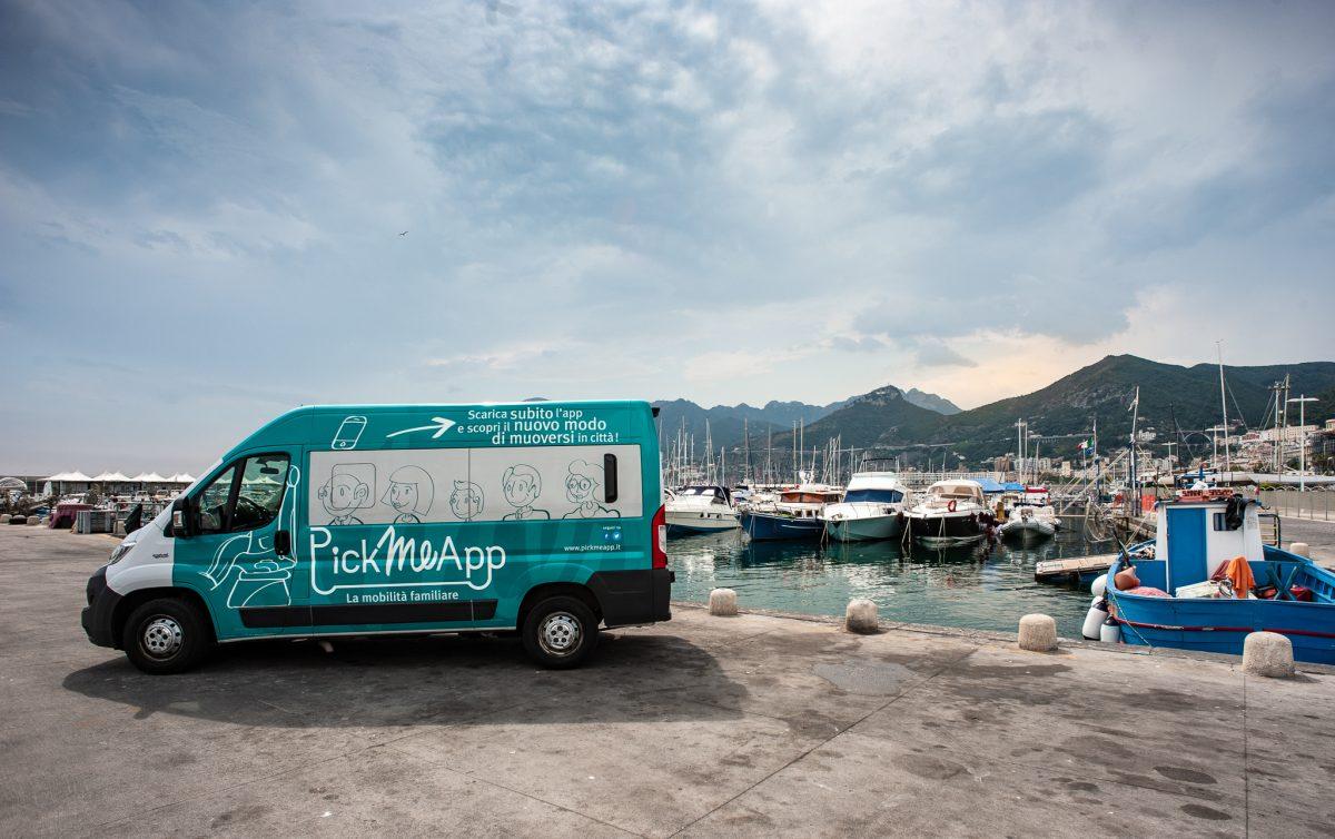 Trasporti urbani, PickMeApp: la startup italiana che compete