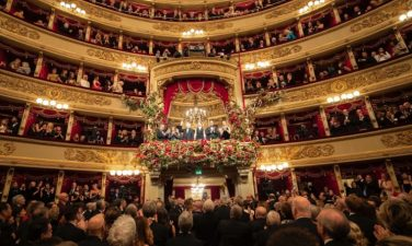 Prima della Scala, ovazione a Mattarella: 4 minuti di applau