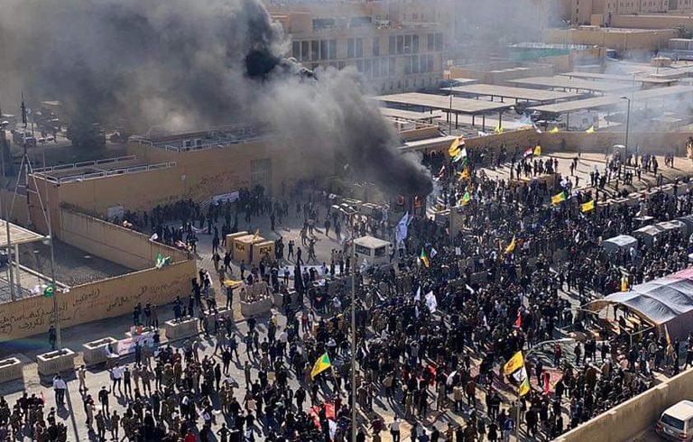 proteste-iraq-anbasciata-usa
