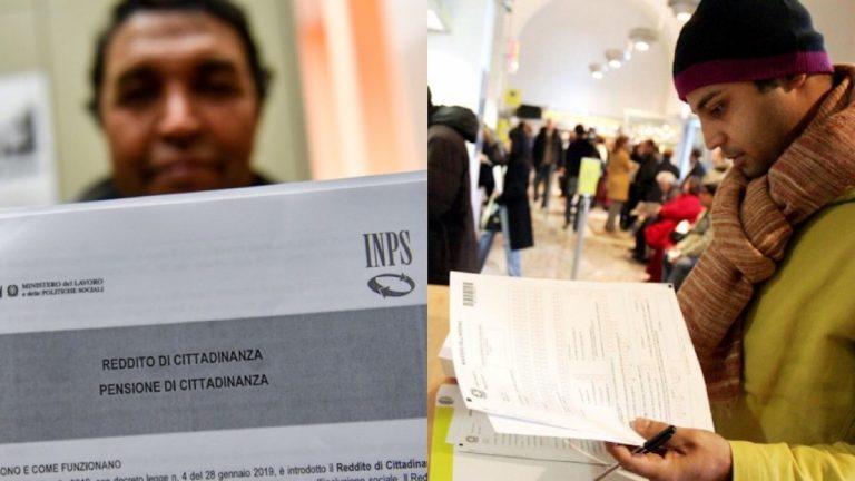reddito cittadinanza stranieri