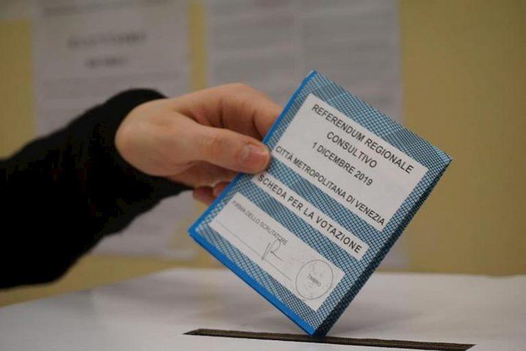 referendum venezia mestre