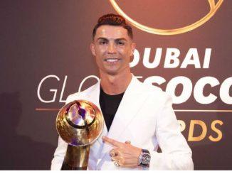 Ronaldo miglior giocatore