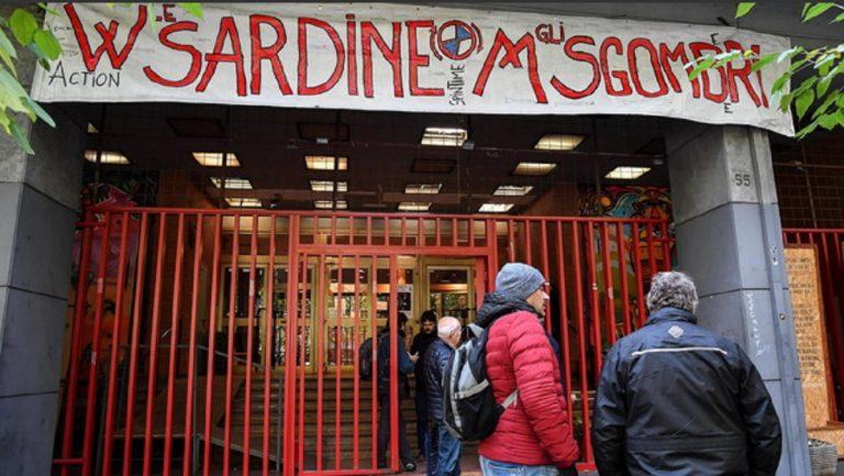 sardine congressino roma