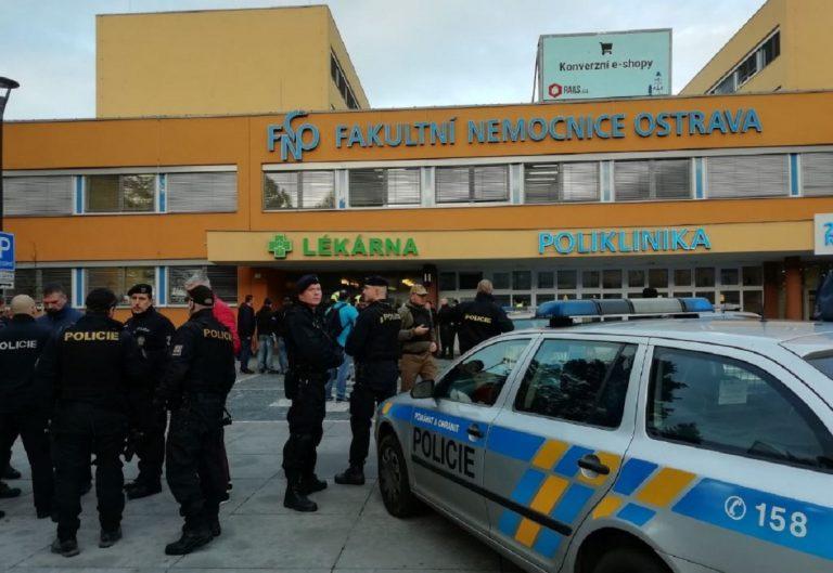 sparatoria ospedale repubblica ceca