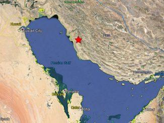 terremoto iran