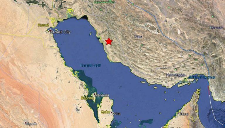 Iran, terremoto vicino a sito nucleare