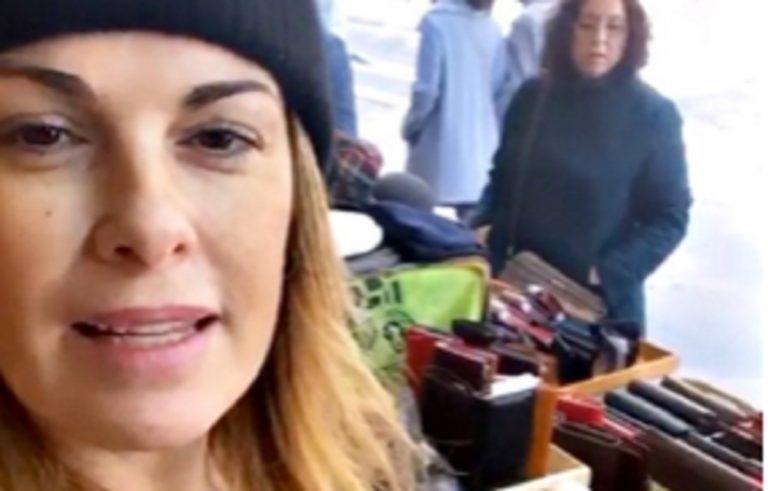 Vanessa Incontrada, vacanze impensabili. Vola a Barcellona, dove la beccano: praticamente irriconoscibile