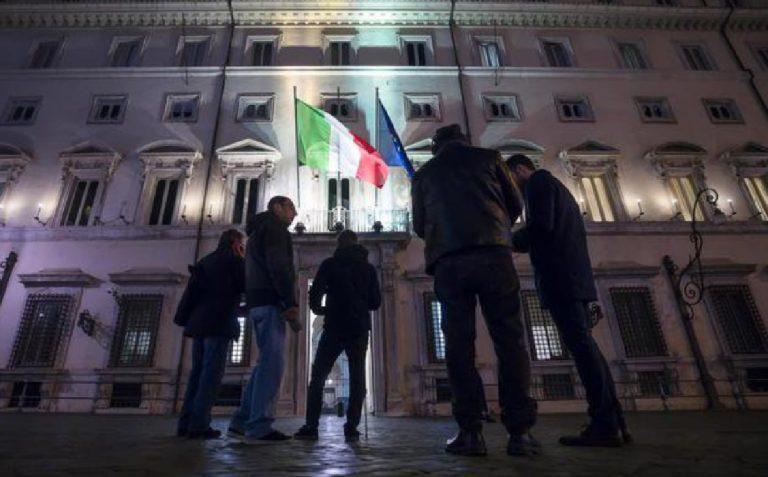 Prescizione Vertice Palazzo Chigi