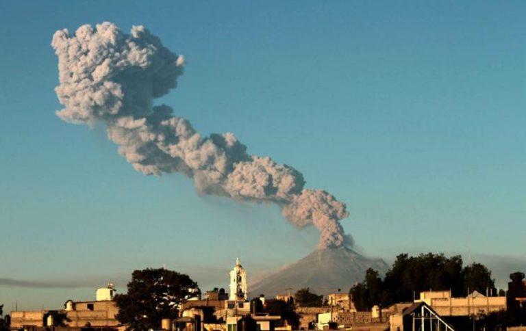 vulcano messico