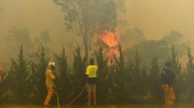 Precipitato aereo antincendio in Australia: morti 3 pompieri