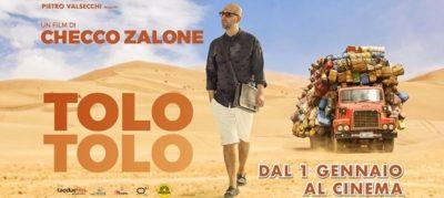 Checco Zalone record