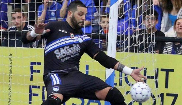 Morto Capuozzo, 40 anni, campione d'Italia nel calcio a cinque: ipotesi malore