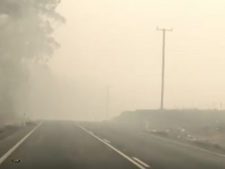 australia incendi batlow
