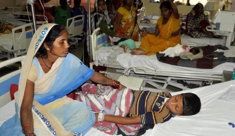bambini morti ospedale india