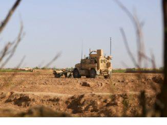 Bomba convoglio militare Afghanistan