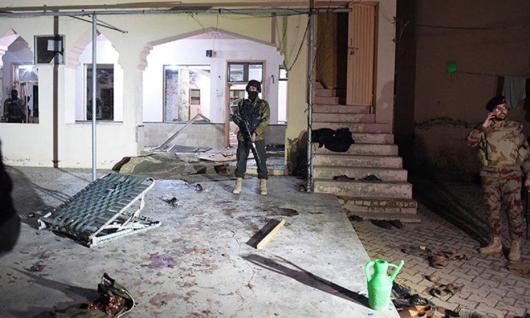 bomba moschea pakistan