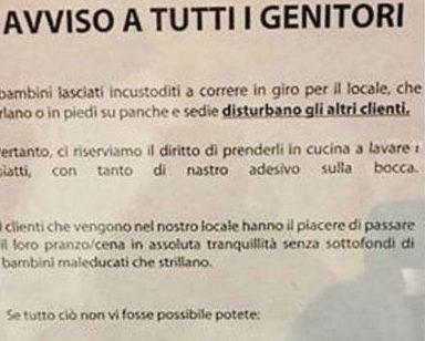 cartello pizzeria 1