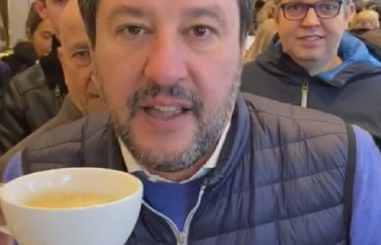 Caso Gregoretti Salvini digiuno