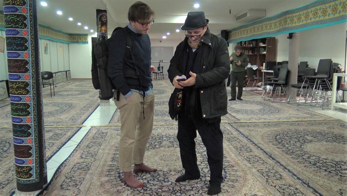 Centro culturale iraniano di Milano