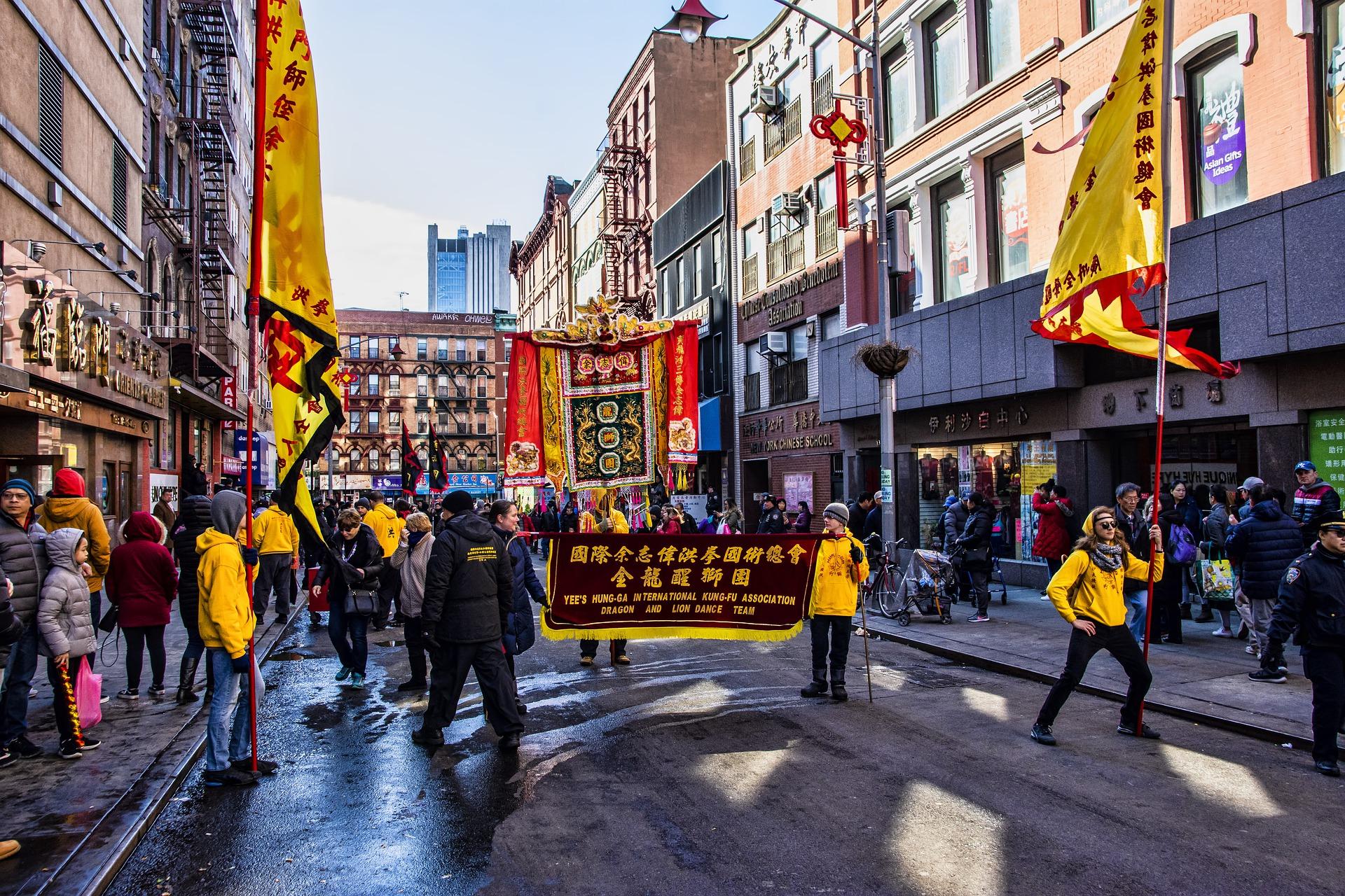 Capodanno cinese, la festa