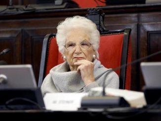 Liliana Segre sarà cittadina onoraria di Roma