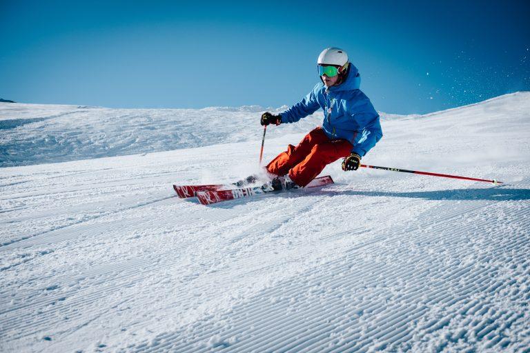 sciare in sicurezza