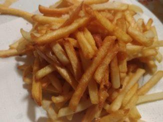 patatine fritte salute