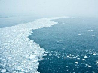 Riscaldamento globale oceani