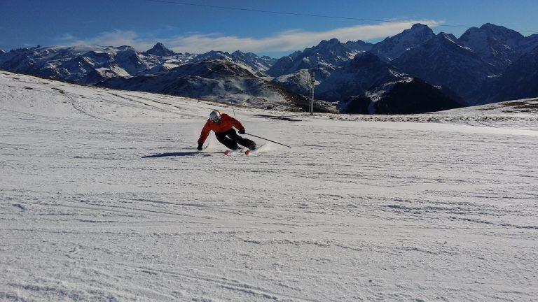 Sciare spendendo poco.