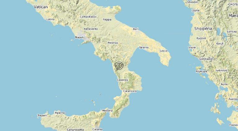 terremoto altomonte
