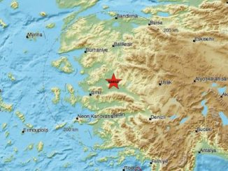 terremoto turchia oggi manisa