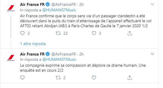 tweet airfrance