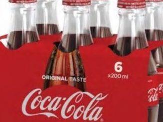 Coca Cola ritirata commercio