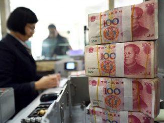 Coronavirus, Cina chiede alle banche di disinfettare le banconote
