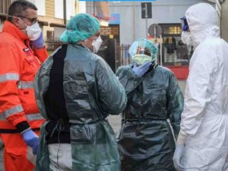 coronavirus bergamo morti