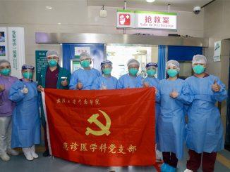 I dottori in Cina