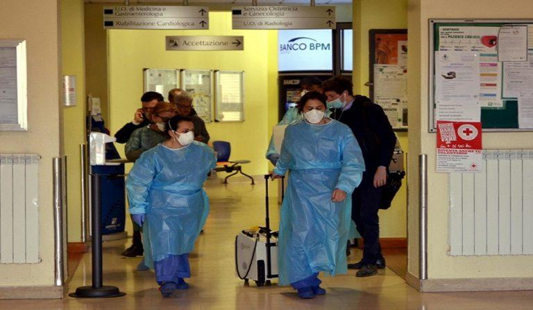Italia: guariti 45 pazienti dal Coronavirus