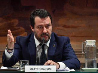 Coronavirus in Italia, Salvini annulla evento
