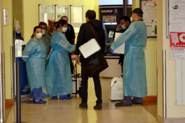coronavirus paziente 1 sveglio