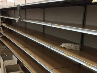 Coronavirus, supermercati vuoti: un audio istiga all'assalto