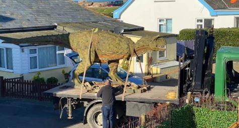 Dinosauro Francia