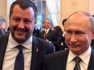 Fondi russi lega reato