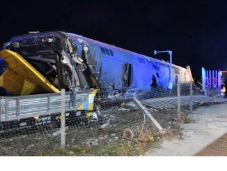 Frecciarossa deragliato treni cancellati