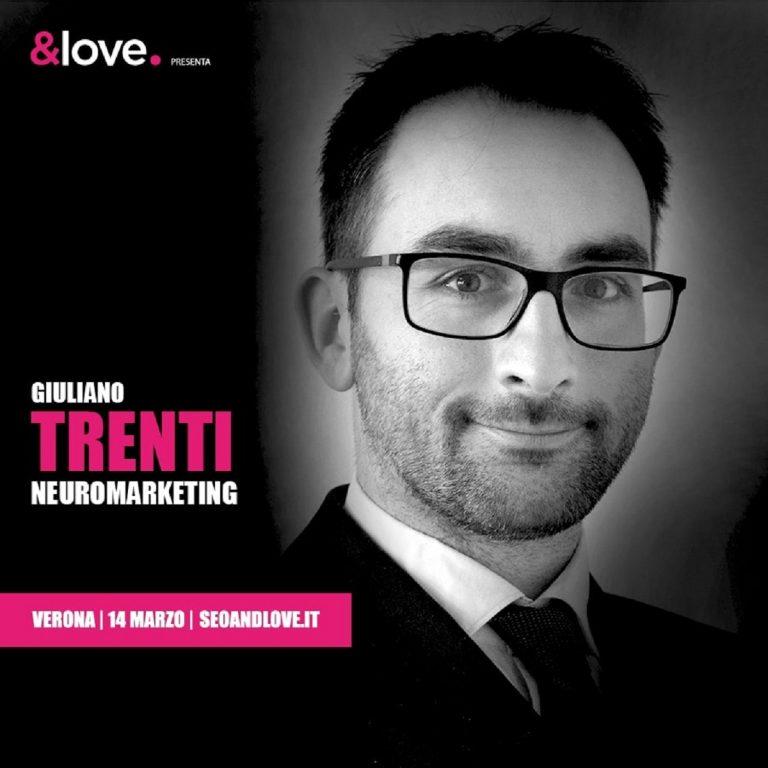 Giuliano Trenti, relatore SEO&love 2020